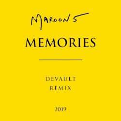 Maroon 5 - Memories (Remix)