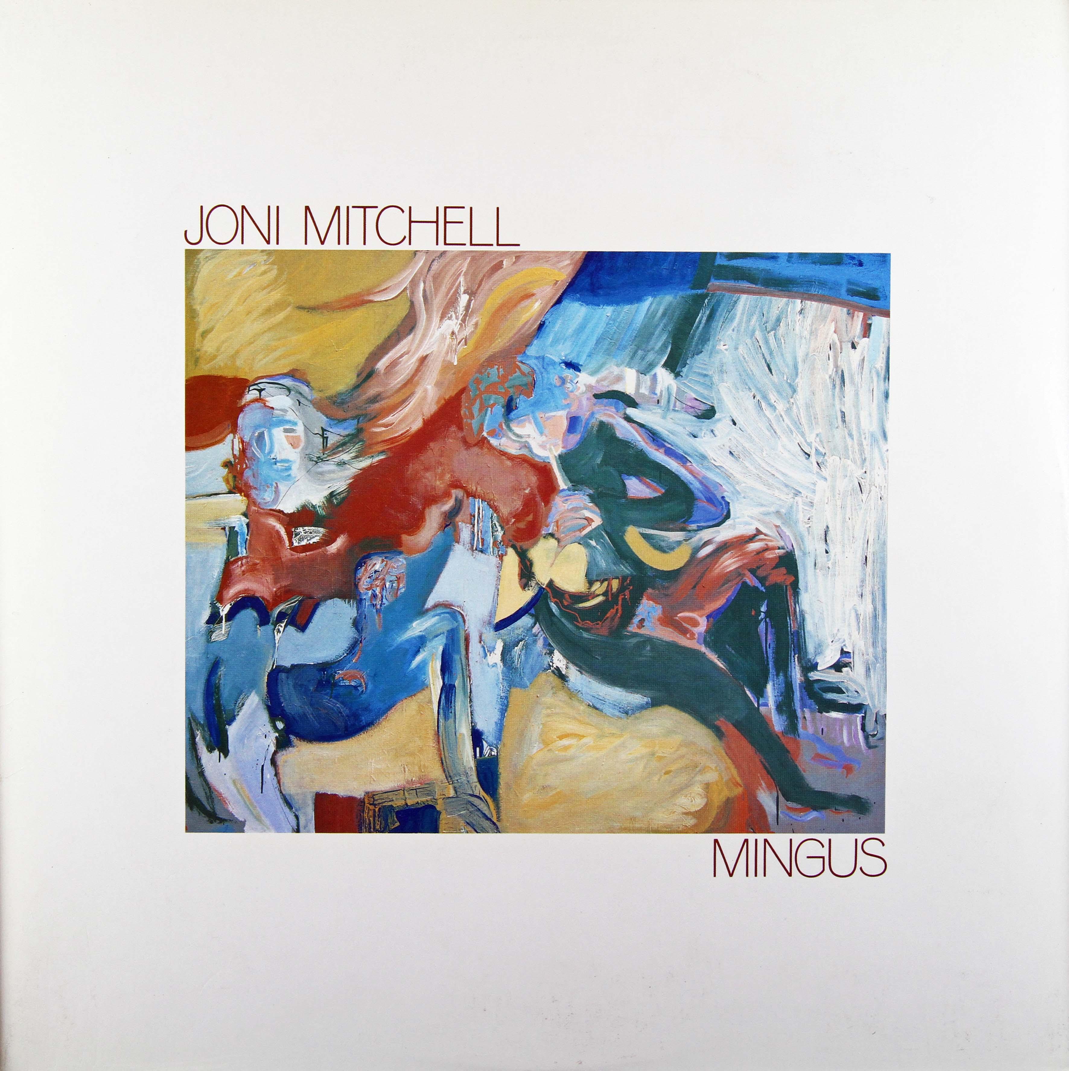 Mingus, Joni Mitchell