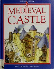 Cover of: A medieval castle | Fiona Macdonald